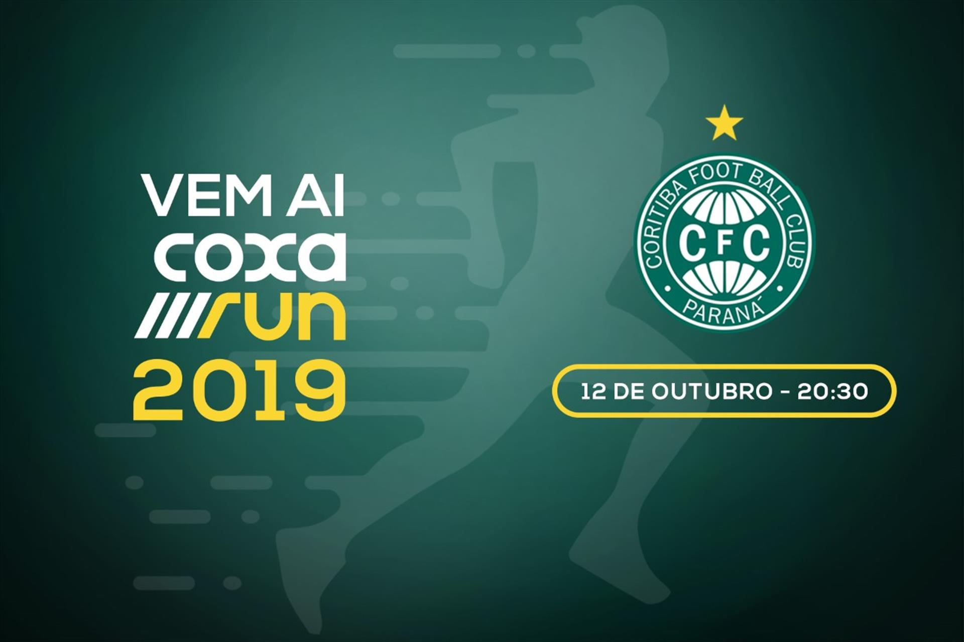 Retirada dos kits da Coxa Run