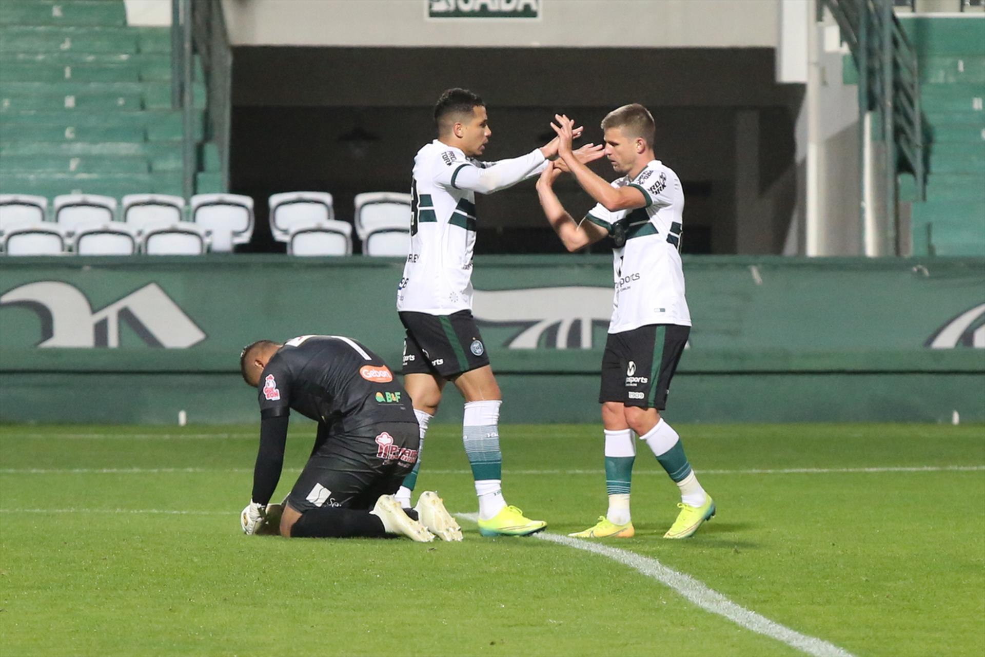Coxa está na final do Paranaense 2020